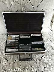 Cassettes And Case