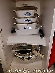 Corning Ware Casserole And More A