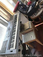 Yamaha Keyboard and More B