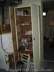 Cabinet and Kitchen Items C