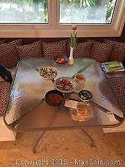 Outdoor Table And Chairs C