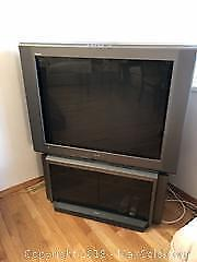 Sony TV and Stand B