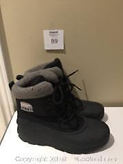 Sorel Cumberland Falls Ladies Winter Boots Size 10