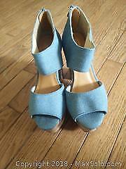 2 pair of heels