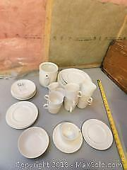 Johnson Bros. Dinnerware Set - A