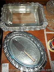Serving Trays A