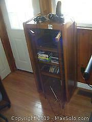 Stereo Cabinet and More B