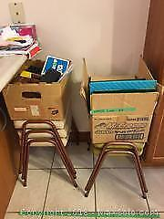 Office Supplies and Stools