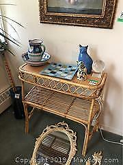 Wicker Table B
