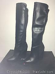 Womens Long Boots