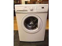 Zanussi ZWG7120K 6kg 1200 Spin White LCD Display Washing Machine 1 YEAR GUARANTEE FREE DEL N FIT