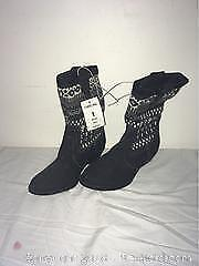 Girls Cherokee Boots Size 1