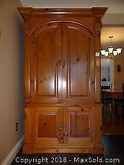 Wooden Cabinet C