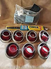 64 Chevy Impala Tail lights, Chevy Avalanche tie downs, Wiper Blades