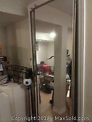 Mirrored Closet Doors B