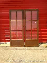 2 French Style Doors