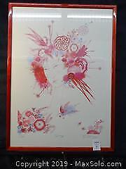 """Spring"" signed Limited Edition Poster Circa 1984"