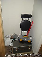 Toolbox And Tools B