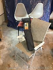 Fishing Seats, Lawn Chair And Folding Arm Chair