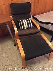 Chair And Stool C