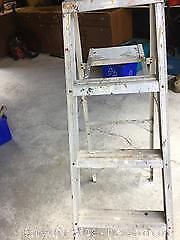 Tecco Step Ladder A