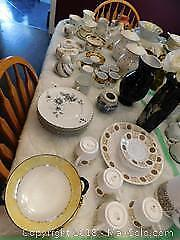 Fine China Wares A