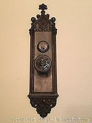 Antique Yale and Towne Door Hardware
