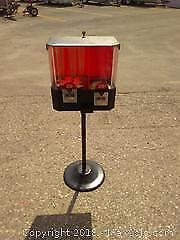 Coin Operated Candy Machine