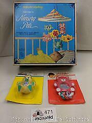 Vintage Baby Toy and Mobil Lot