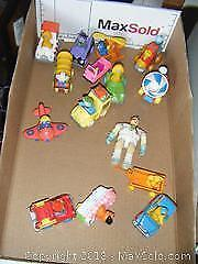 Die cast Toys A