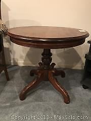 Wooden Table B