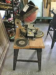 Miter Saw And Work Bench C