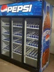 pop coolers, drink coolers, variety store cooler, restaurant coolers