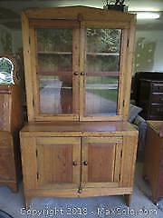 Antique China Cabinet C