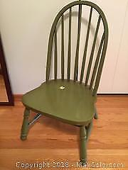 Small Painted Chair B