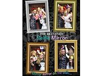 Photo Booth Hire. Magic mirror booth available for almost any event you have planned