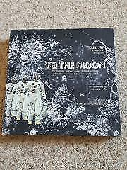 1960s massive Moon Landing LP Box Set