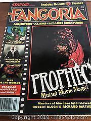 October 979 Fangoria Magazine