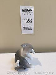 Lladro Cat and Mouse Figurine #5236