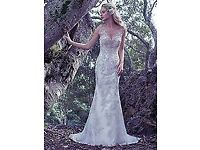 Maggie Sottero 'Greer' Wedding Dress (Size 10)