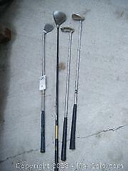 RH TNT Golf Clubs A