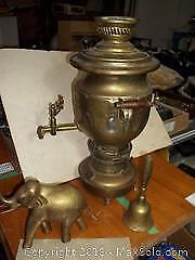Brass Lantern And More