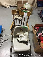 Chairs And Skates A