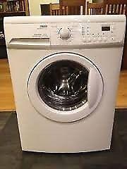 32 Zanussi ZWG7120K 6kg 1200 Spin White LCD Display Washing Machine 1 YEAR GUARANTEE FREE DEL N FIT