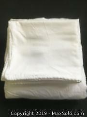100% Cotton King Size Duvet Cover with 2 Pillow Cases