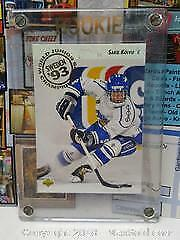 1992-93 Upper Deck Saku Koivu Rookie Card
