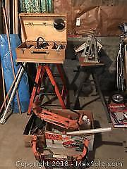 Work Bench And Tools C