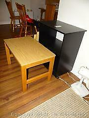 End Table And Small Media Table B