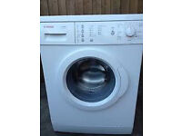 Bosch WAE24634 6kg 1200 Spin White Washing Machine 1 YEAR GUARANTEE FREE FITTING