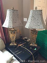 Two Lamps A
